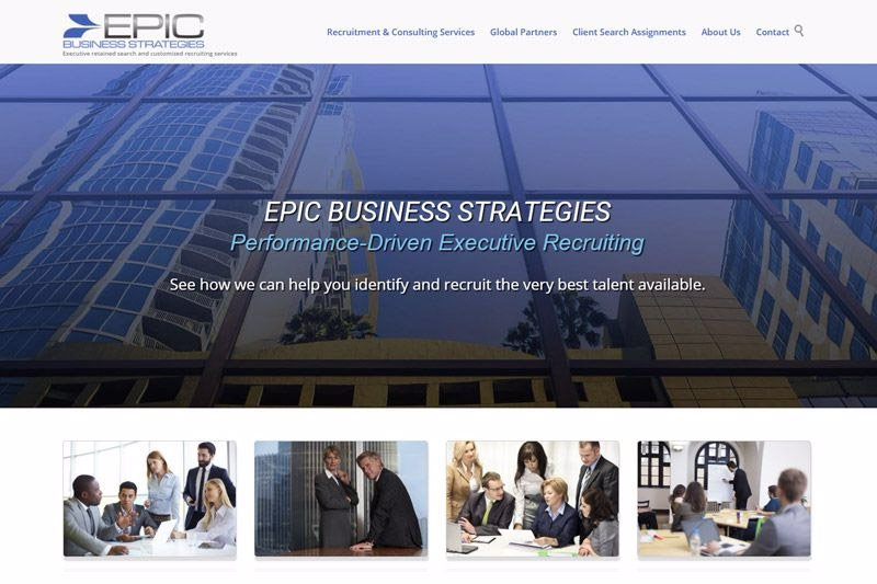 EPIC Business Strategies - Global Partners in USA, CANADA, GERMAN, & CHINA