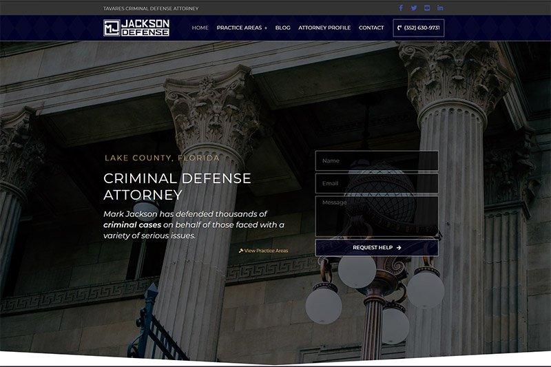 Jackson Defense Law - Tavares, FL