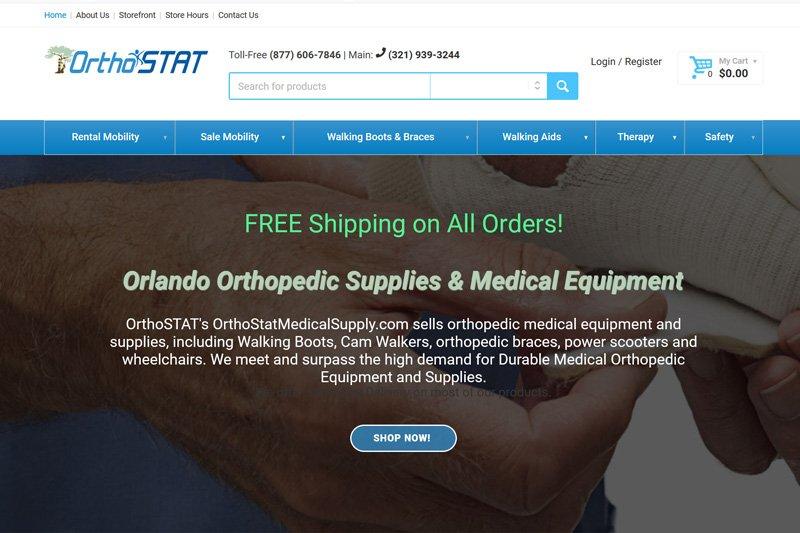 OrthoStat Medical Supply, Inc.